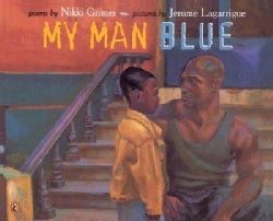 My Man Blue: Poems (Paperback)