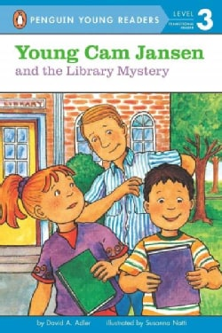 Young Cam Jansen and the Library Mystery (Paperback)
