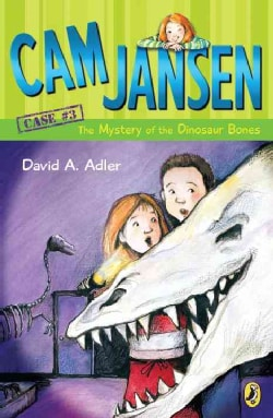 Cam Jansen and the Mystery of the Dinosaur Bones (Paperback)