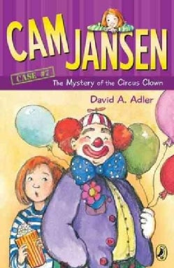 Cam Jansen and the Mystery of the Circus Clown (Paperback)