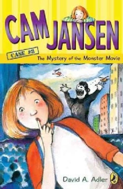 Cam Jansen and the Mystery of the Monster Movie (Paperback)