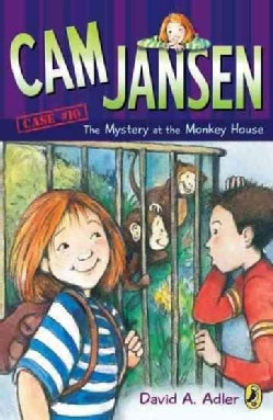 Cam Jansen and the Mystery at the Monkey House (Paperback)