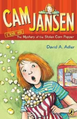 Cam Jansen and the Mystery of the Stolen Corn Popper (Paperback)
