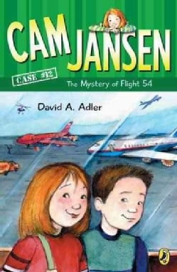 Cam Jansen and the Mystery of Flight 54 (Paperback)