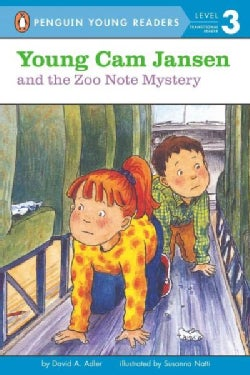 Young Cam Jansen and the Zoo Note Mystery (Paperback)