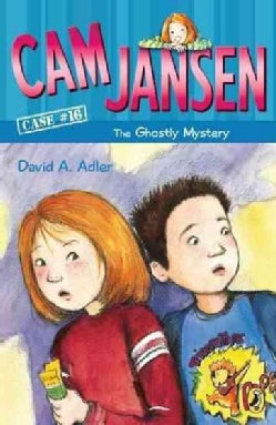 Cam Jansen and the Ghostly Mystery (Paperback)