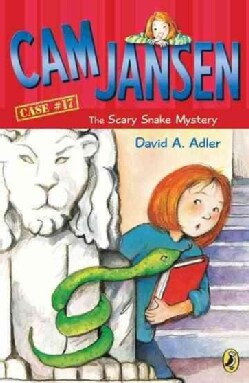 Cam Jansen and the Scary Snake Mystery (Paperback)