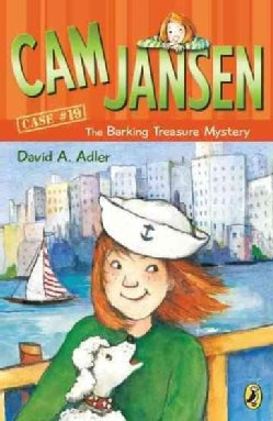 Cam Jansen and the Barking Treasure Mystery (Paperback)