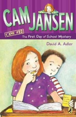 Cam Jansen and the First Day of School Mystery (Paperback)