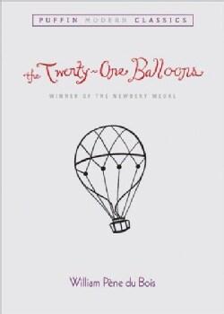 The Twenty-one Balloons (Paperback)