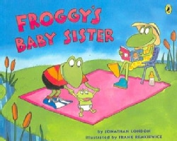 Froggys Baby Sister (Paperback)
