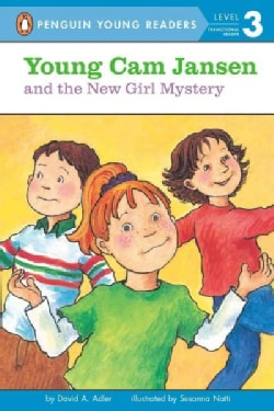Young Cam Jansen and the New Girl Mystery (Paperback)