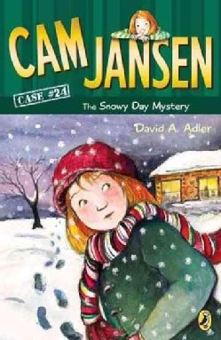 The Snowy Day Mystery (Paperback)