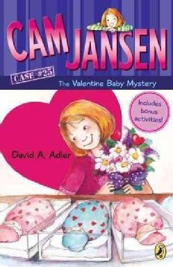 Cam Jansen and the Valentine Baby Mystery (Paperback)