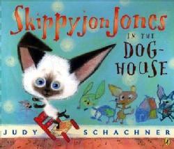 Skippyjon Jones in the Doghouse (Paperback)