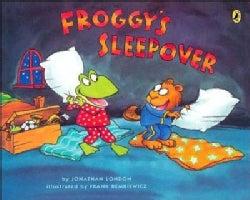 Froggy's Sleepover (Paperback)