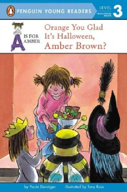 Orange You Glad It's Halloween, Amber Brown? (Paperback)