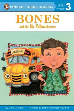 Bones and the Big Yellow Mystery: Level 2 (Paperback)