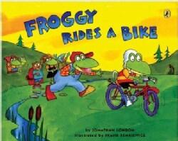 Froggy Rides a Bike (Paperback)