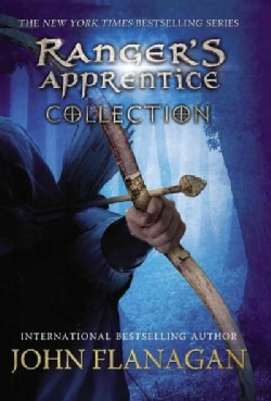 The Ranger's Apprentice Collection: The Ruins of Gorlan, The Burning Bridge, and The Icebound Land (Paperback)