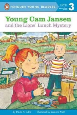 Young Cam Jansen and the Lions' Lunch Mystery (Paperback)