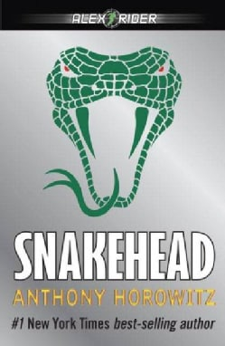 Snakehead: An Alex Rider Adventure (Paperback)