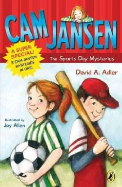 Cam Jansen and the Sports Day Mysteries: A Super Special (Paperback)