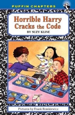 Horrible Harry Cracks the Code (Paperback)