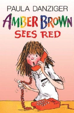 Amber Brown Sees Red (Paperback)
