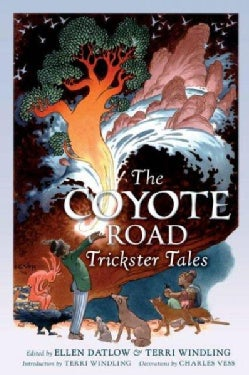 The Coyote Road: Trickster Tales (Paperback)