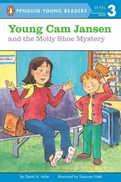 Young Cam Jansen and the Molly Shoe Mystery (Paperback)