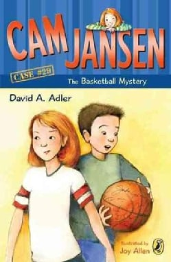 Cam Jansen and the Basketball Mystery (Paperback)