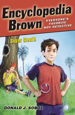 Encyclopedia Brown, Super Sleuth (Paperback)