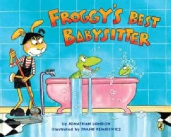Froggy's Best Babysitter (Paperback)