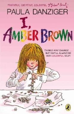 I, Amber Brown (Paperback)