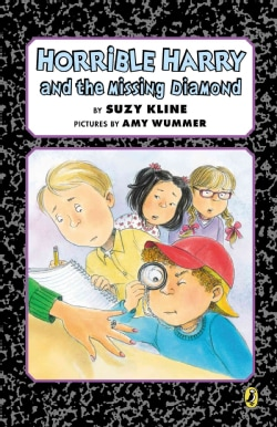 Horrible Harry and the Missing Diamond (Paperback)