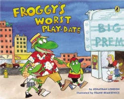 Froggy's Worst Playdate (Paperback)