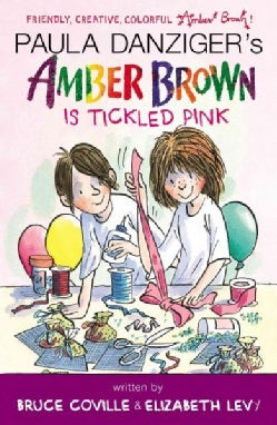 Amber Brown Is Tickled Pink (Paperback)