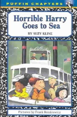 Horrible Harry Goes to Sea (Paperback)