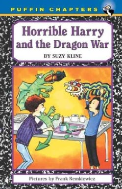 Horrible Harry and the Dragon War (Paperback)