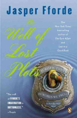 Thursday Next in the Well Of Lost Plots (Paperback)