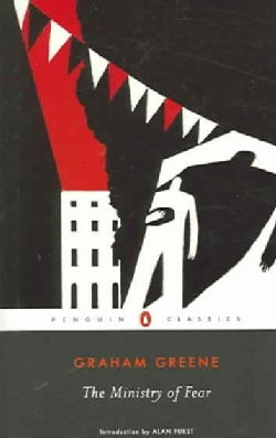 The Ministry Of Fear: An Entertainment (Paperback)