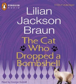 The Cat Who Dropped a Bombshell (CD-Audio)