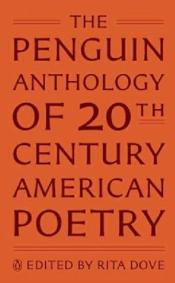 The Penguin Anthology of Twentieth-Century American Poetry (Hardcover)