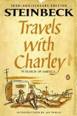 Travels With Charley in Search of America (Paperback)