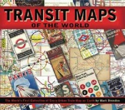 Transit Maps of the World (Paperback)