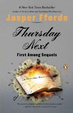 Thursday Next in First Among Sequels (Paperback)