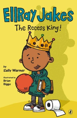 Ellray Jakes the Recess King! (Paperback)