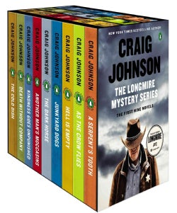 The Longmire Mystery: The First Nine Novels (Paperback)