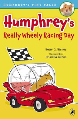 Humphrey's Really Wheely Racing Day (Paperback)